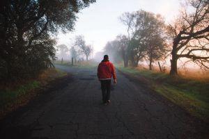 ochtend-wandeling-afvallen