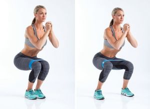 vrouw-lateral-squat-walk